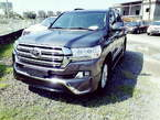 Toyota land cruiser vx v8 2018 - Gabon