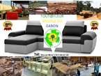 Fabrication Et Réfection De Canape Et Meubles Maison - Gabon