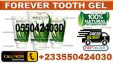 FOREVER BRIGHT TOOTH GEL IN ACCRA - Ghana