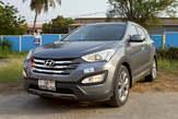 HYUNDAI SANTA FE 2.4 EVOLUTION 4WD - 2014 - Ghana