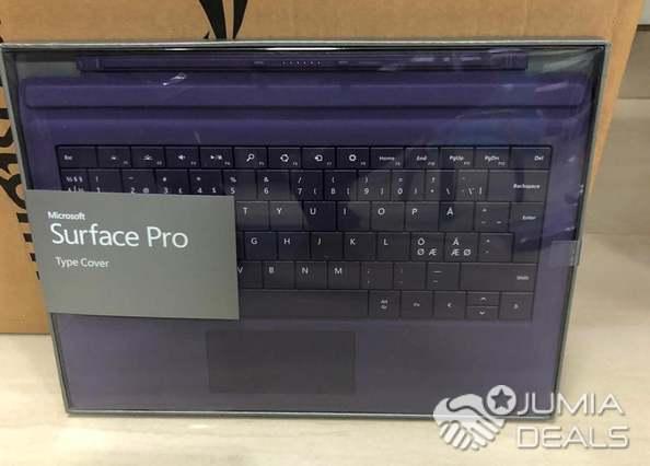 Microsoft Surface Pro Keyboard For Pro 3, 4,5 & 6
