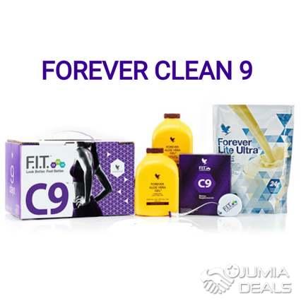 Experienta mea cu Clean 9 de la Forever Living Products