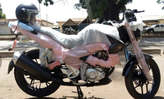 Motorbike  - Ghana