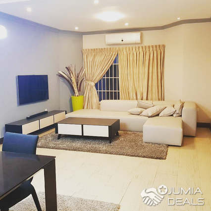 Enticing Fully Furnished 2 Bedroom Apartment In The Heart Of West Legon Accra