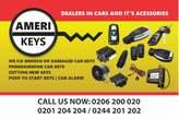 Car key - Ghana