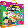 Get Ready Preschool Learning Set - Ghana