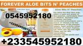 Where to buy forever aloe bits n peaches in Ghana - Ghana