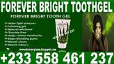 FOREVER BRIGHT TOOTH GEL - Ghana