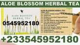Aloe Blossom Herbal Tea in Ghana - Ghana