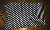 Black and White Stylish Bodycon Skirt - Ghana