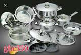 21pcs Cookware Set - Ghana
