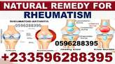 NATURAL REMEDY FOR RHEUMATISM IN GHANA  - Ghana