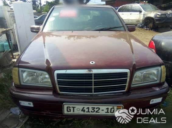 Mercedes C230 Kompressor 2002 Model Tema Jumia Deals