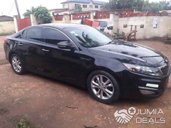 Attractive Kia Optima Ex Gdi 2013   Ghana