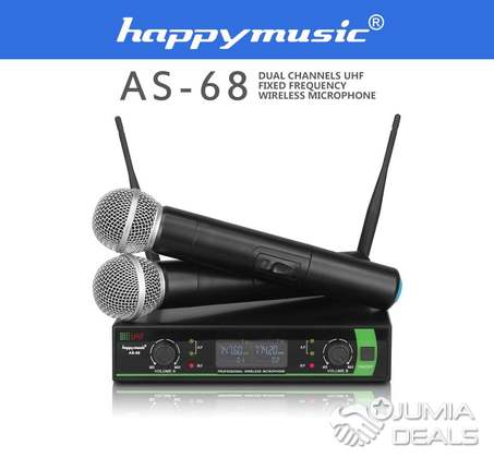 Wireless Microphone Receiver New