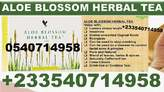 HEALTH BENEFITS OF ALOE BLOSSOM HERBAL TEA® - Ghana