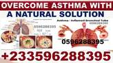 NATURAL REMEDY FOR ASTHMA IN GHANA  - Ghana