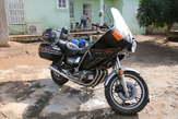 SUZUKI GS850 - Ghana
