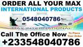 Max International Products In Ho - Max International Ghana - Ghana