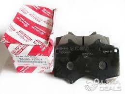 Toyota Brake Pads >> Toyota Brake Pads