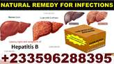NATURAL REMEDY FOR HEPATITIS B IN GHANA  - Ghana