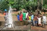 Borehole Drilling  - Ghana