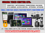 Phone and Tablet/Electronics repair  - Ghana
