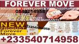BENEFITS OF FOREVER MOVE® - Ghana