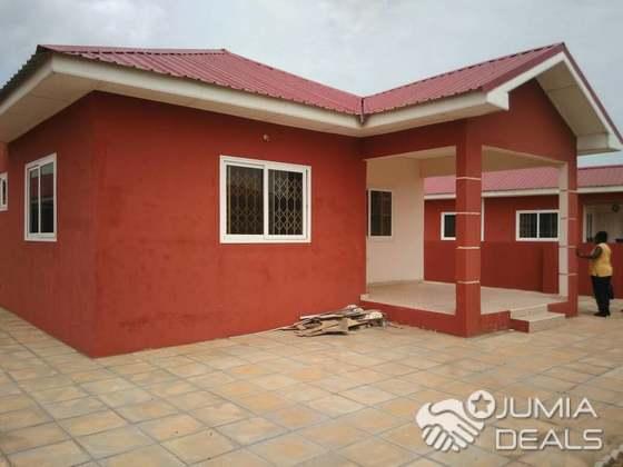 3 bedroom house in devtraco estate at tema comm25 ghana - 3 Bedroom House