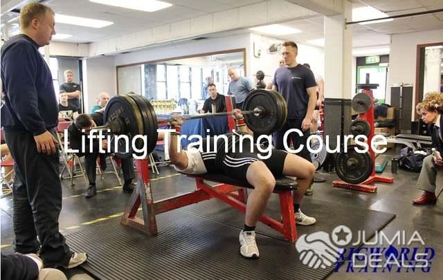 Lifting Training Course - Rigworld Training Center | Sekondi-Takoradi |