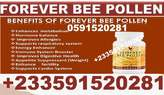 BENEFITS OF FOREVER BEE POLLEN - Ghana
