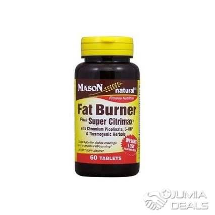 Mason Natural Fat Burner 60 Tablets