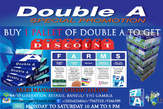 Double A product - Gambia