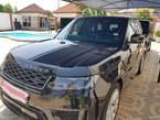 Range Rover - Gambia