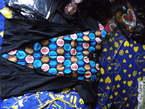 T-shirt en pagne  - Guinée