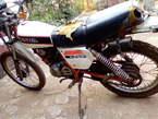 Moto Honda 125 - Guinée