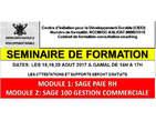 Logiciel Sage Paie Ressources Humaines & Lq Gestion Commerciale - Guinée