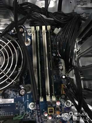 HP Z220 Workstation, Intel Xeon E3-1240 3 3GHz Quad Core CPU, 8GB memory,  1TB hard drive, NVIDIA Quadro