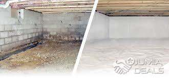 Superior BASEMENT WATER PROOFING