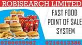 Sales Comparisomn Fast Food Store POS - Kenya