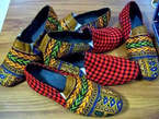 FANCY AND COMFORTABLE SHOES - Kenya