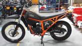 Kibo 250 Motorbike - Kenya