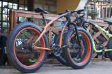 Fat-tire bike - Kenya