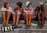 Frye Boots / Made in The Usa Really Leather Ladies Boot ! - Kenya