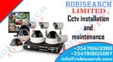 CCTV Cameras and DVR - Kenya
