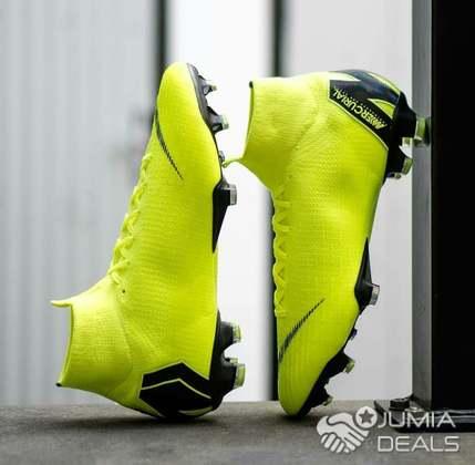 reputable site 805f6 e9b3e Nike Mercurial Superfly VI 360 Elite Fg - Green / Black