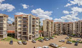 3 bedroom apartments for sale Riruta, Precious Gardens-Naivasha road. - Kenya