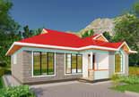 3 bedrooms bungalow malaa - Kenya
