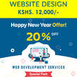 Website Design Services - Kenya