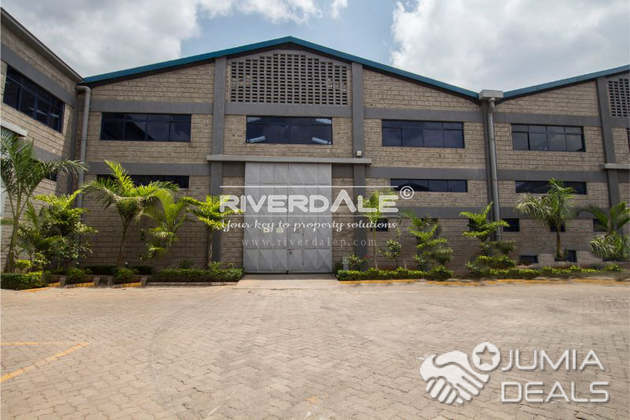 Ideal Warehouse Space To Let Off Mombasa Road